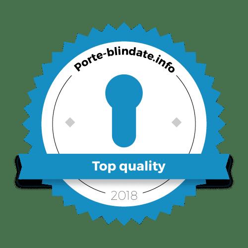 Badge Porte Blindate