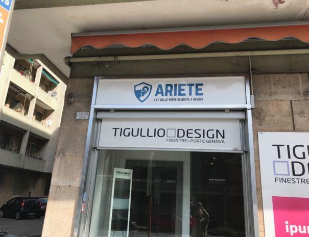 Porte Blindate Genova | Ariete