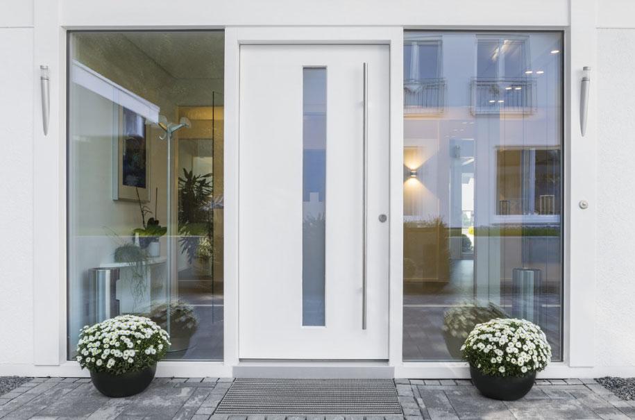 Porte blindate da esterno archivi porte blindate ariete - Portoncini blindati da esterno con vetro ...