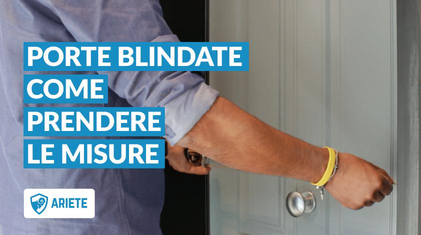 Misure Porte Blindate