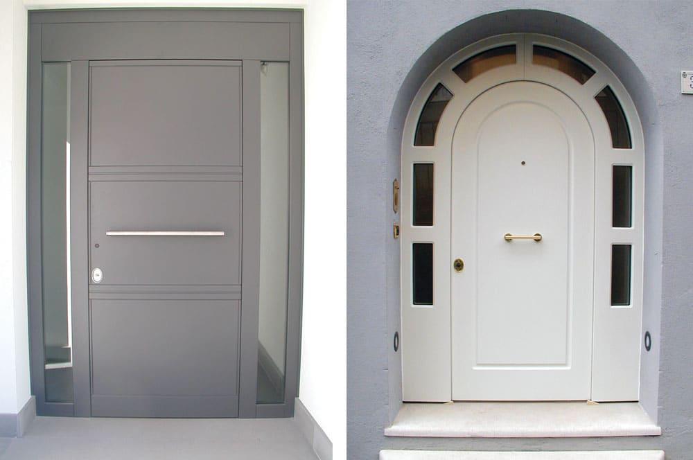 Porta Blindata Con Vetro Solo Un Altra Idea Di Immagine Di Casa