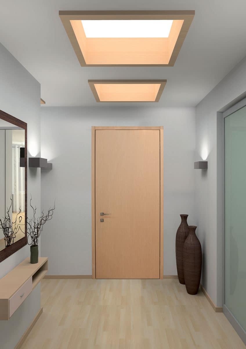 porta blindata per camera da letto complanare