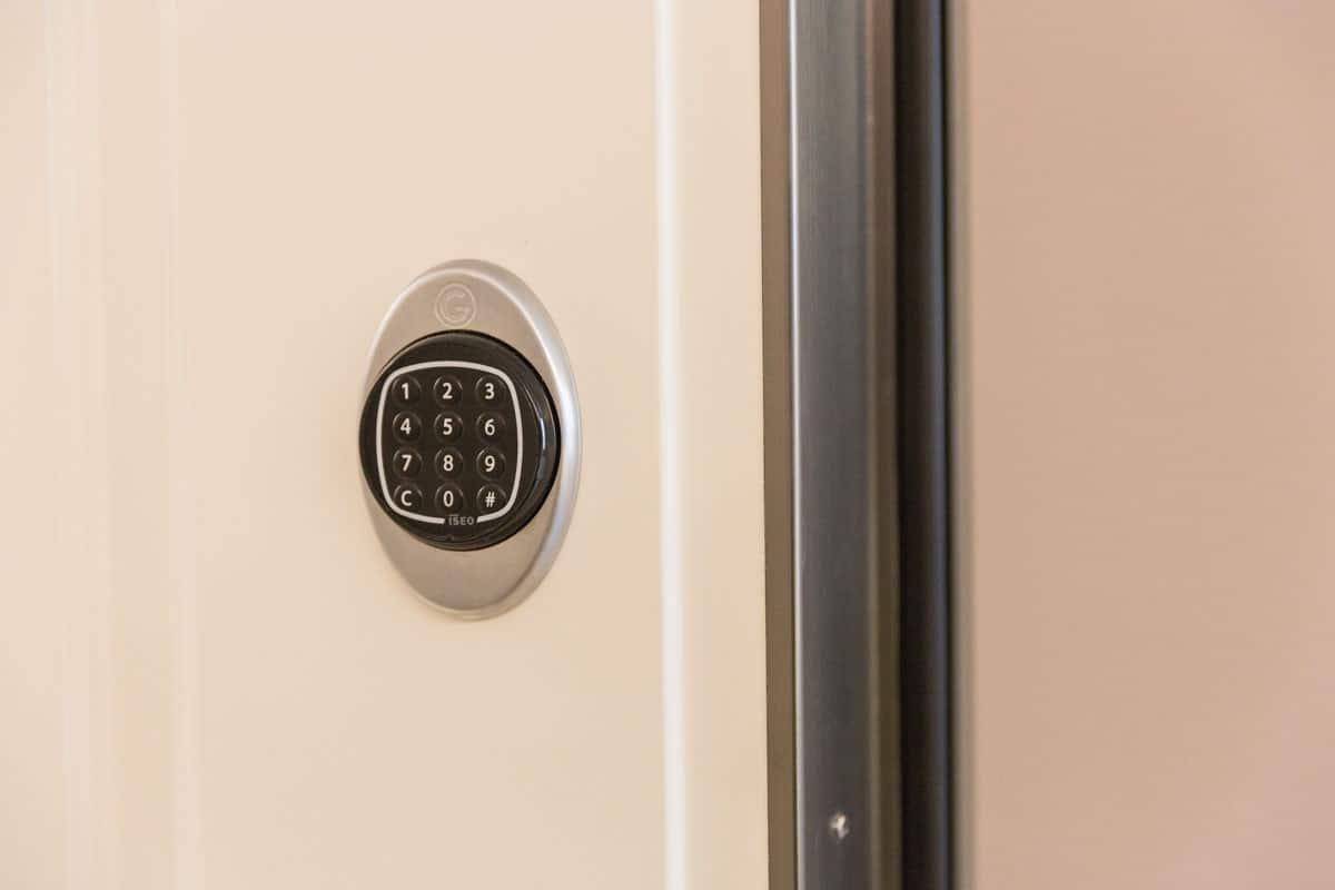 apertura elettronica porta