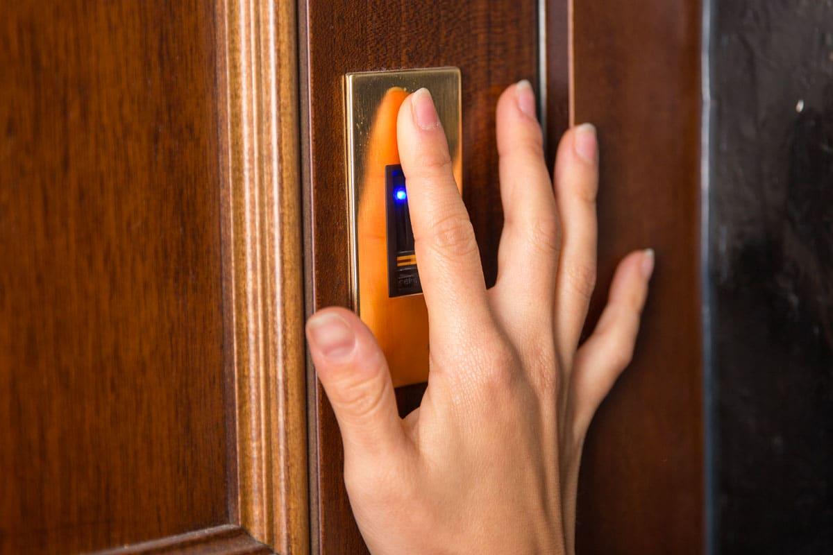 serrature biometriche