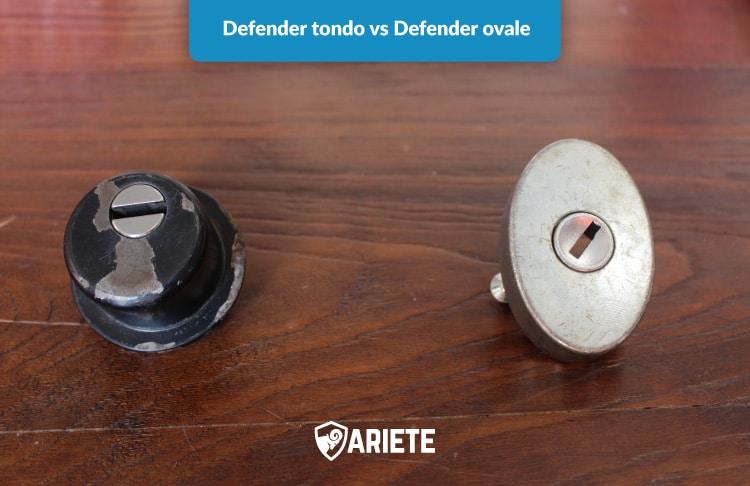 Defender ovale