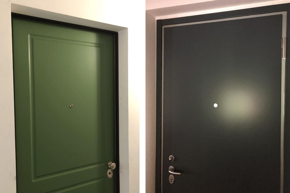 Porta Blindata da Interno a Milano