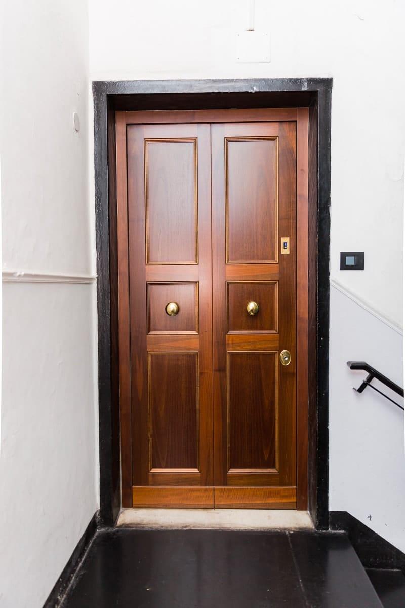 porta blindata vecchia milano