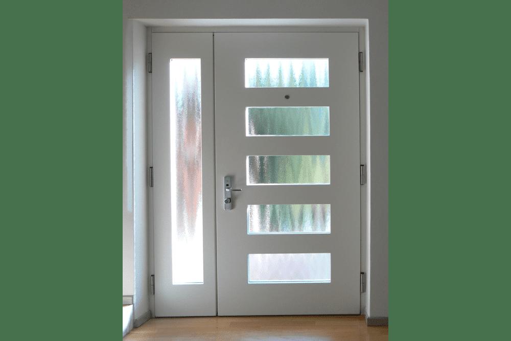 porte ingresso con vetro