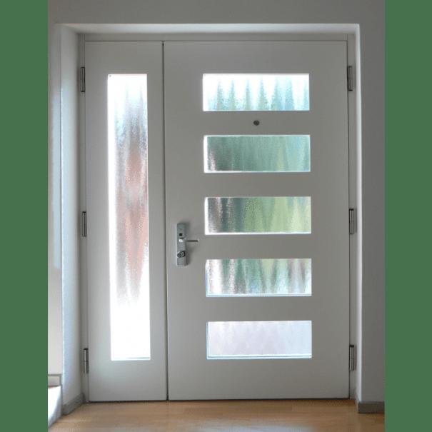 porta blindata con vetro bologna