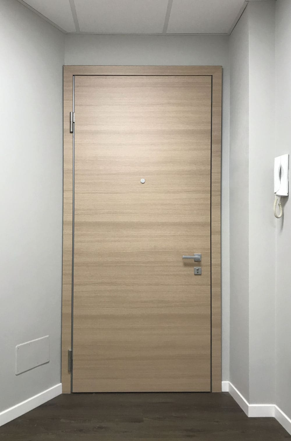 porta blindata per condominio